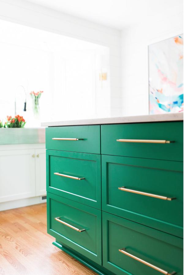 Green with Kitchen Envy     Kiki's List.