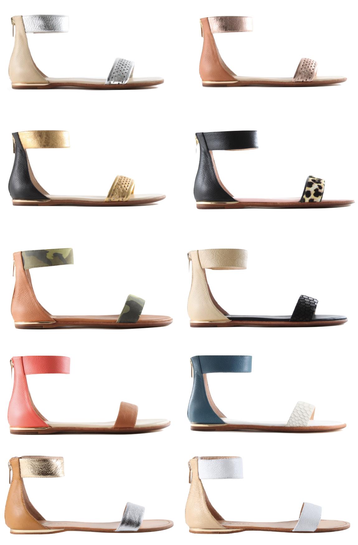 This Summer's Sandal  |  Kiki's List