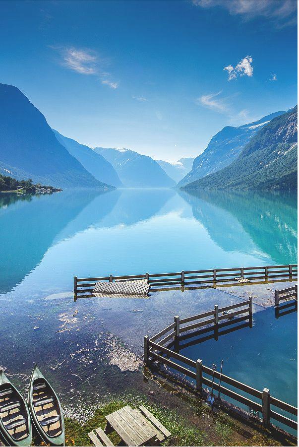 Norway  |  Kiki's List