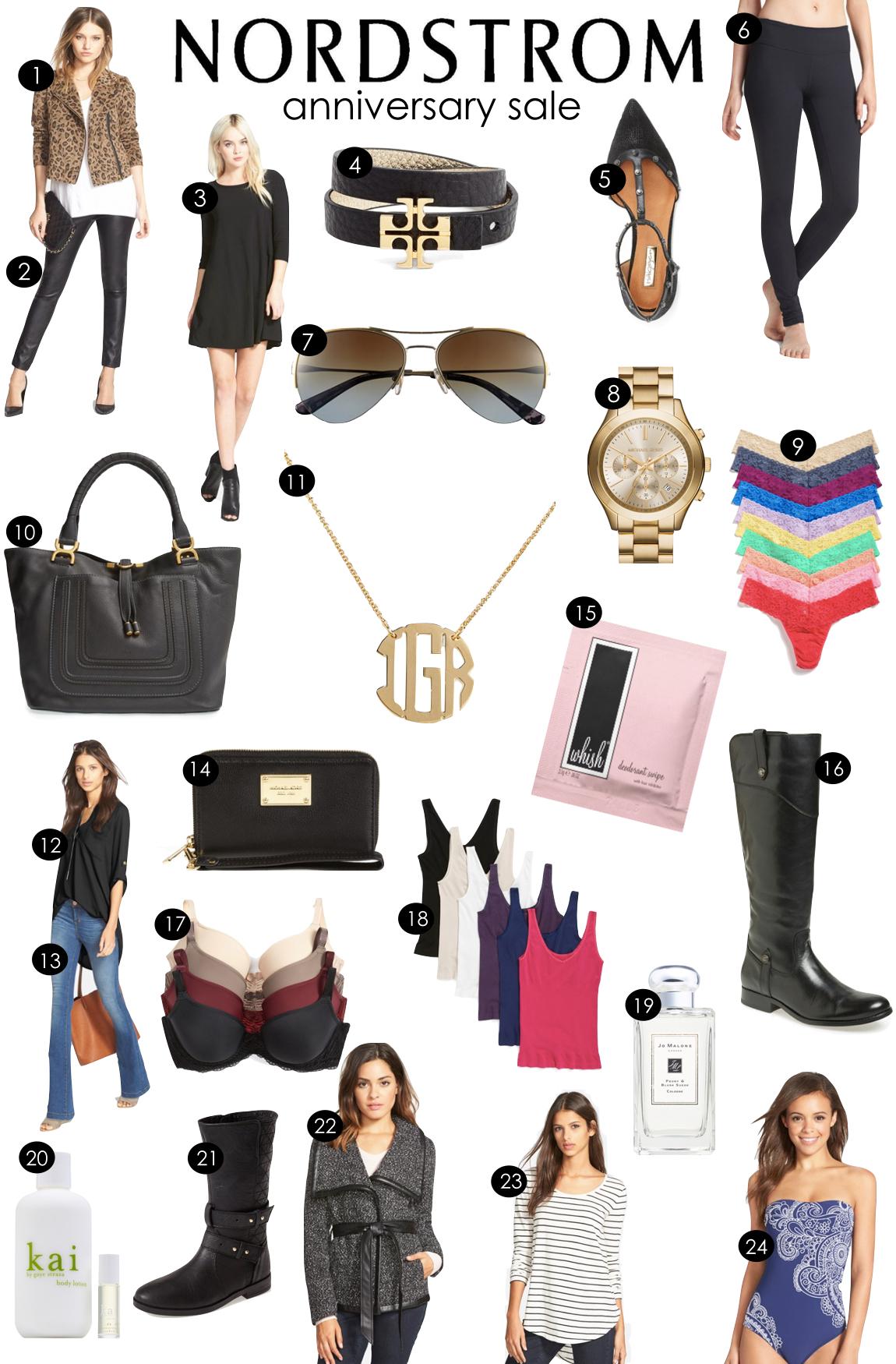 Nordstrom Anniversary Sale  |  Kiki's List
