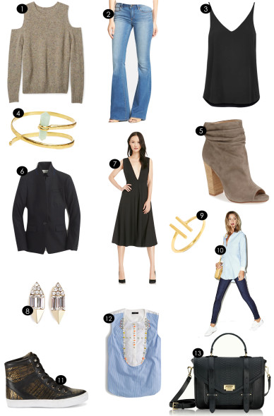 Fashion Friday:  Fall Essentials.