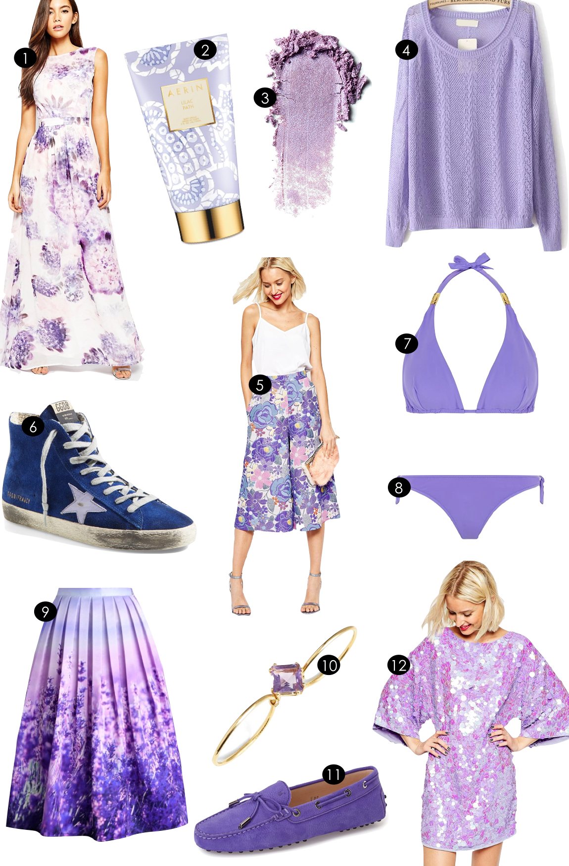 Purple Reign  |  Kiki's List.