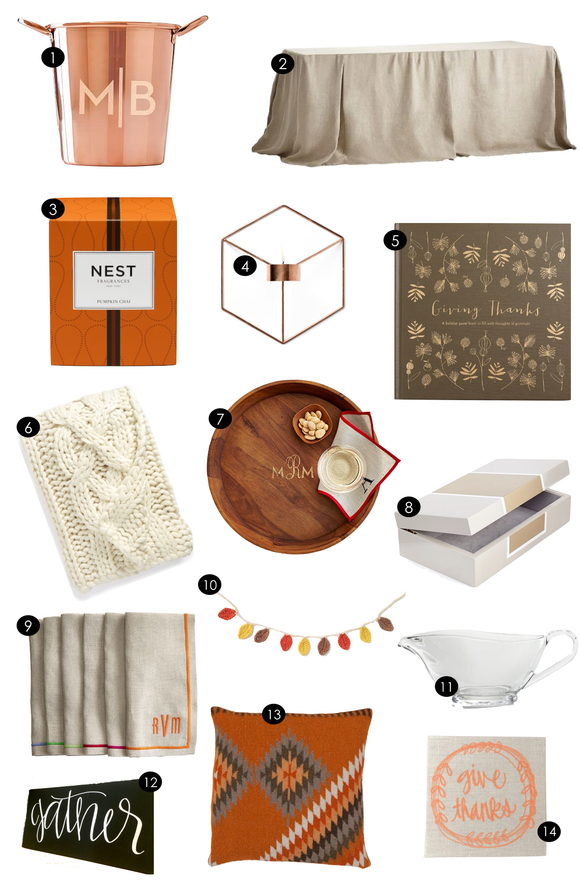 Fall Entertaining | Kiki's List