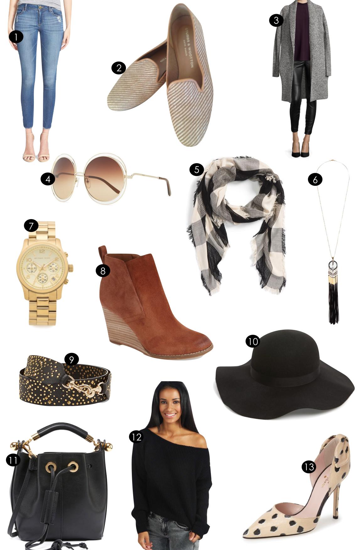 Fall Fabulousness | Kiki's List