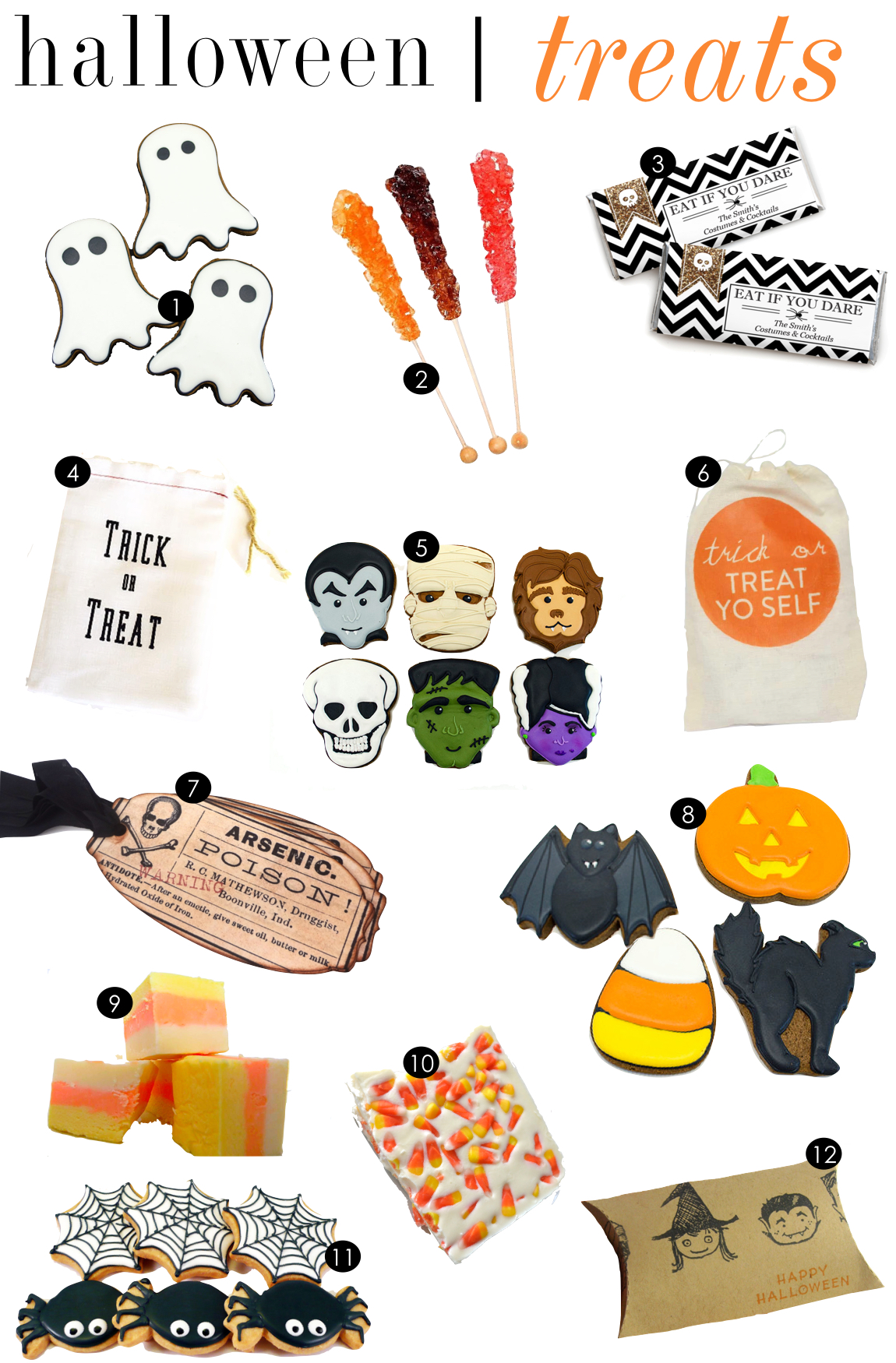Halloween Treats | Kiki's List