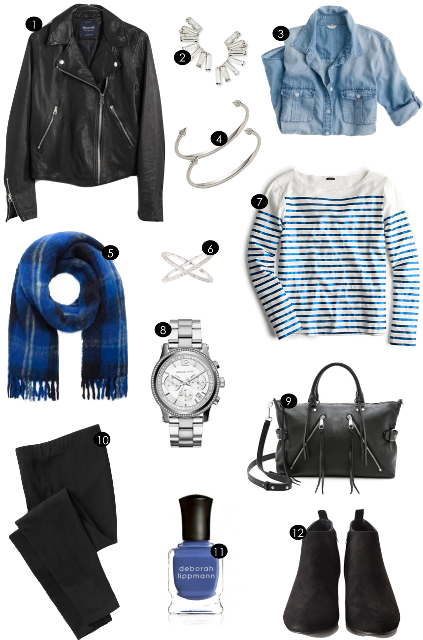 Black + Blue  |  Kiki's List