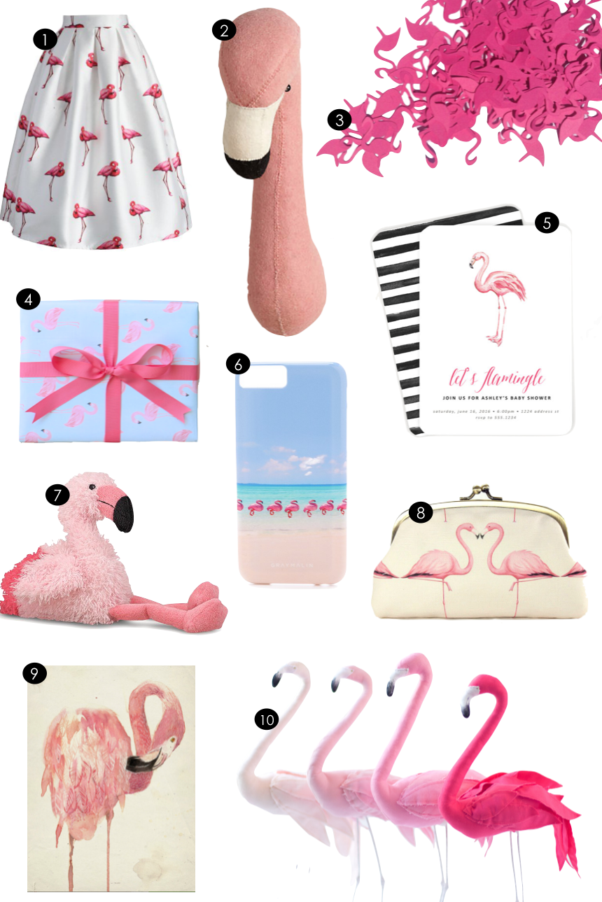 Flamingos | Kiki's List