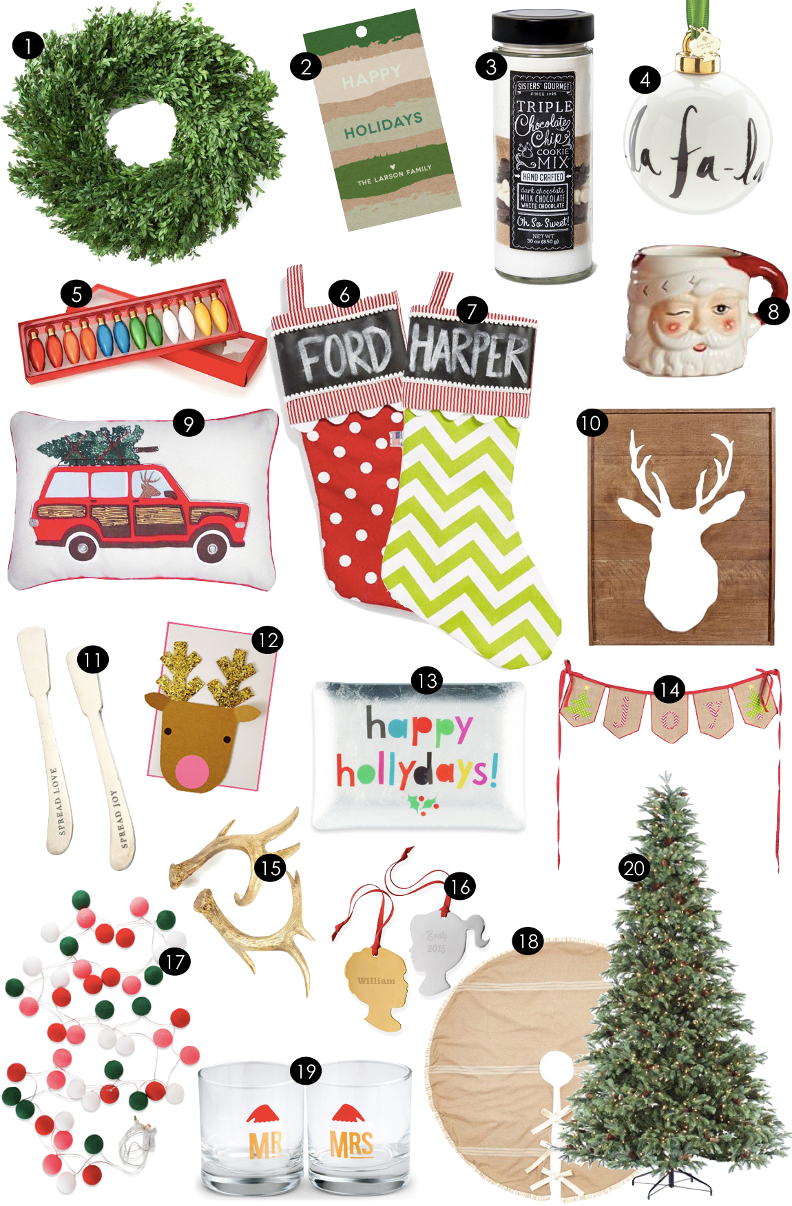 Deck the Halls | Kiki's List