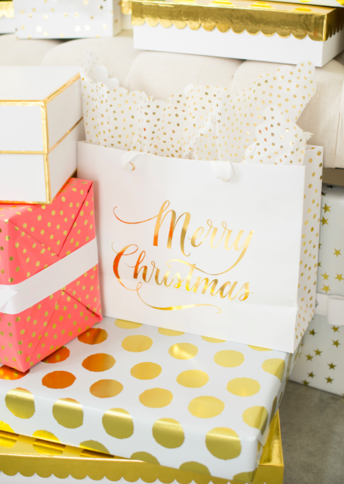 Sugar Paper Holiday for Target | Kiki's List