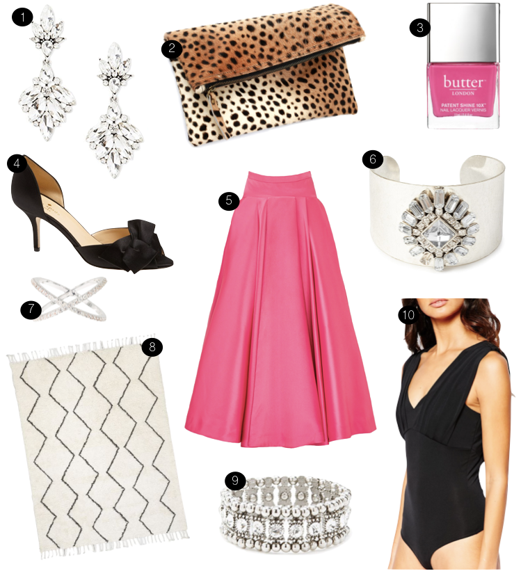 Holiday Party | Kiki's List
