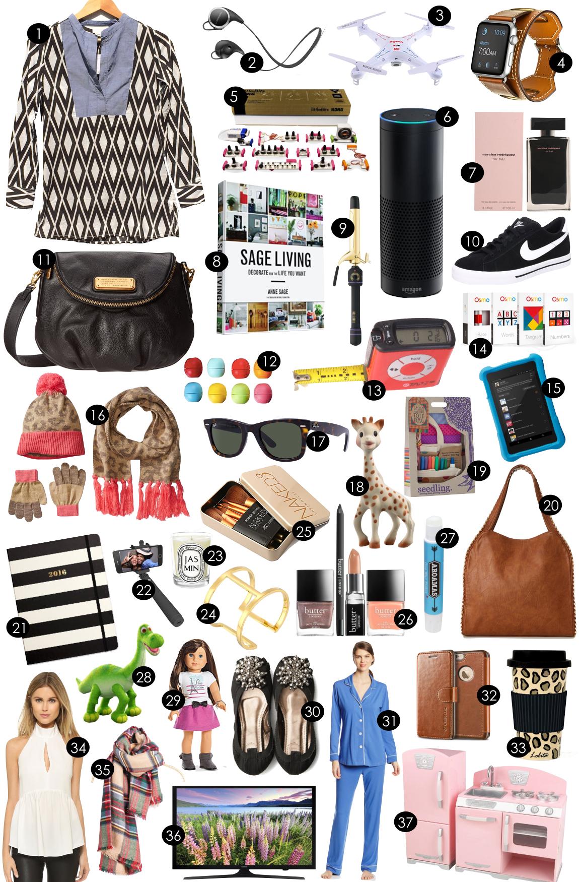 Procrastinator's Gift List | Kiki's List