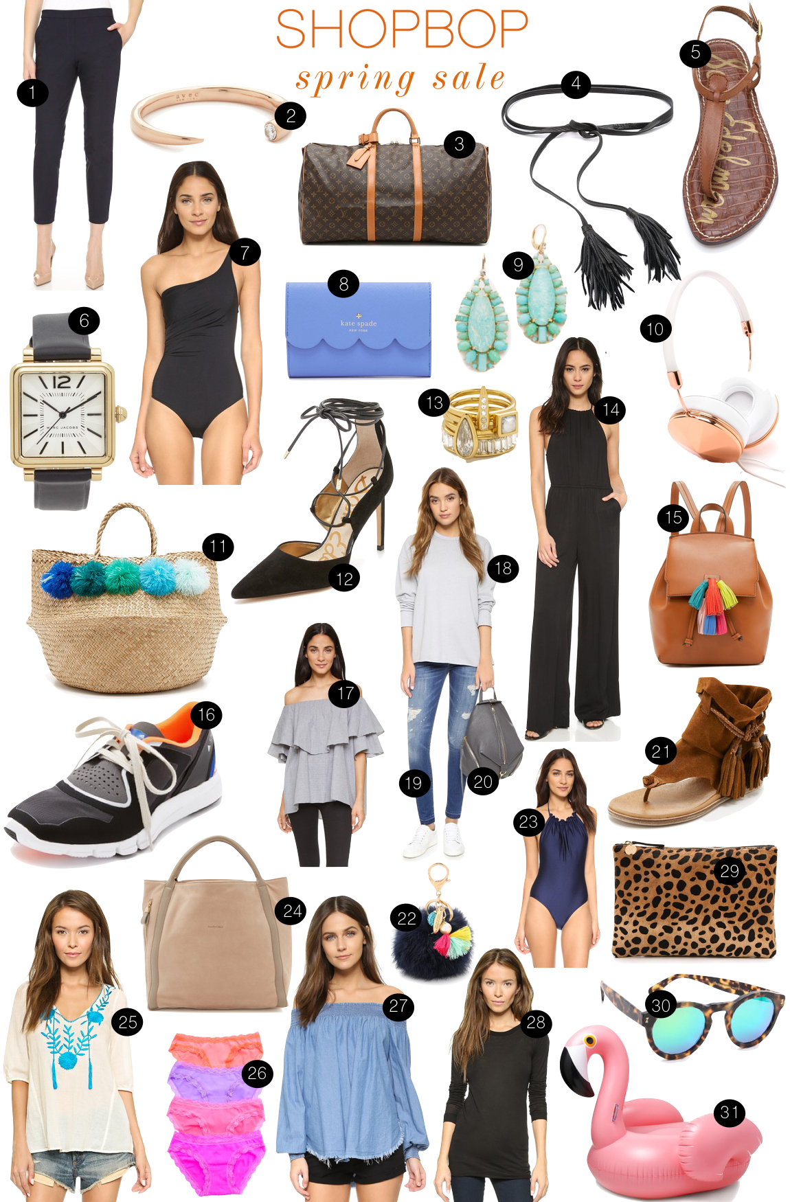 Shopbop Spring Sale     Kiki's List