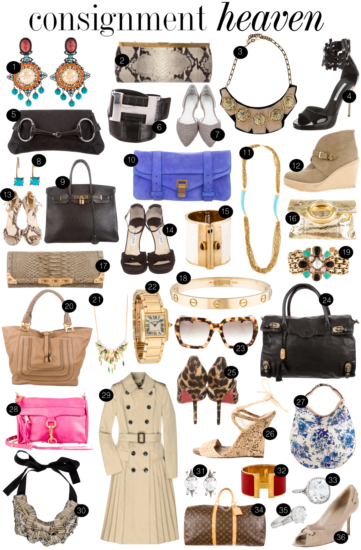 Consignment Heaven | Kiki's List