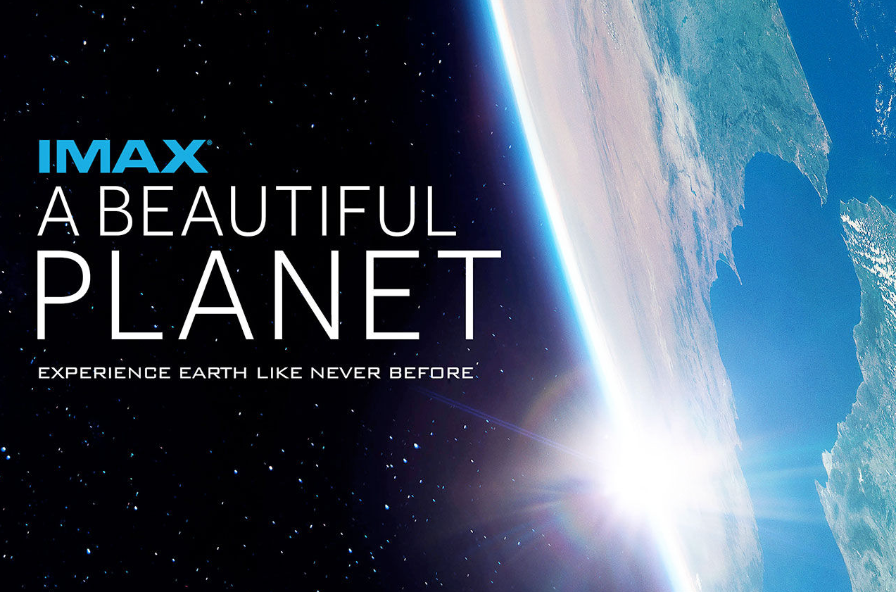 A Beautiful Planet | Kiki's List