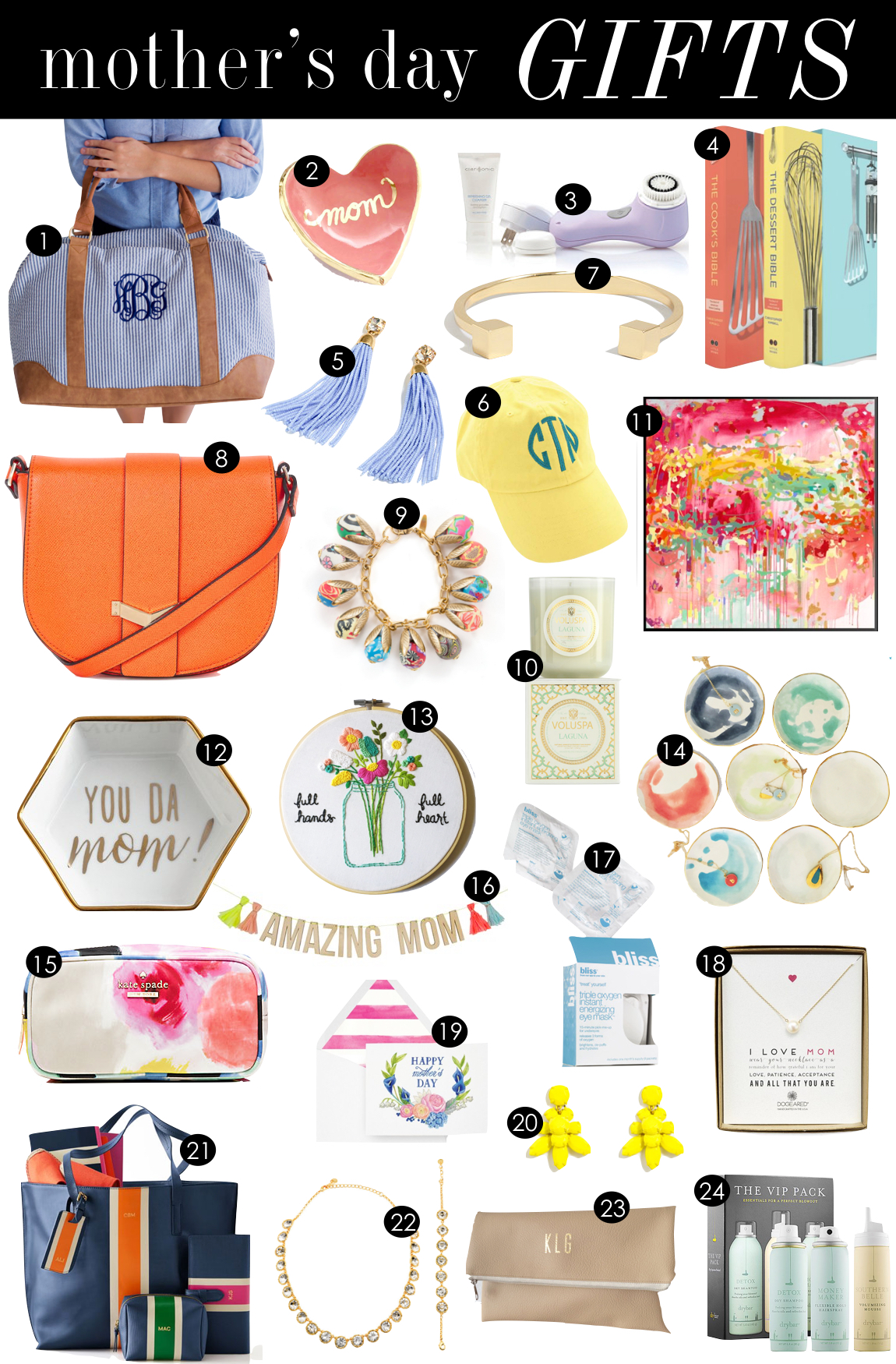 Mother's Day Gifts | Kiki's List