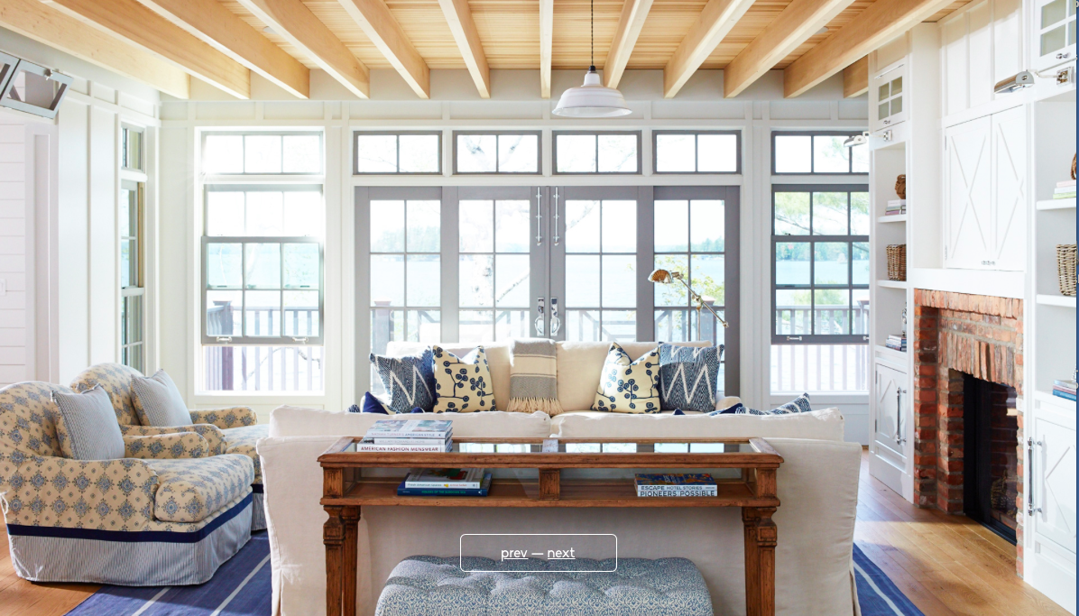 Muskoka Living Interiors  |  Kiki's List