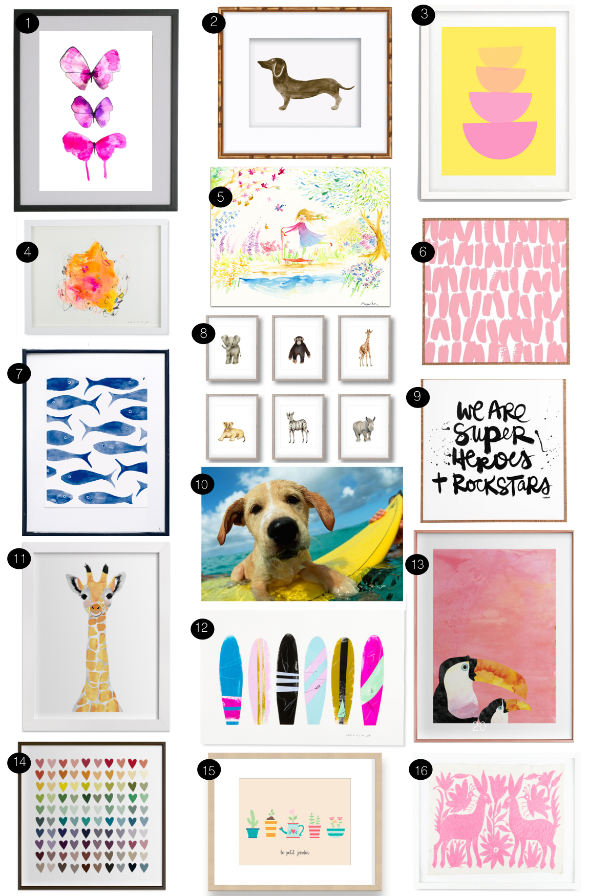 Kids Art | Kiki's List