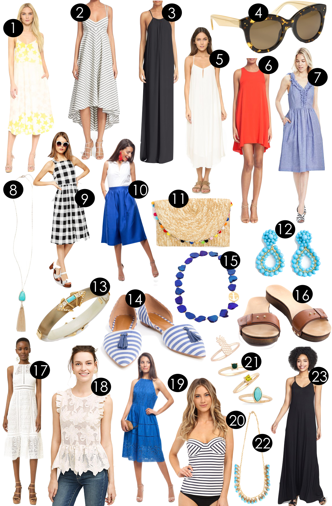 Cool for the Summer  |  Kiki's List
