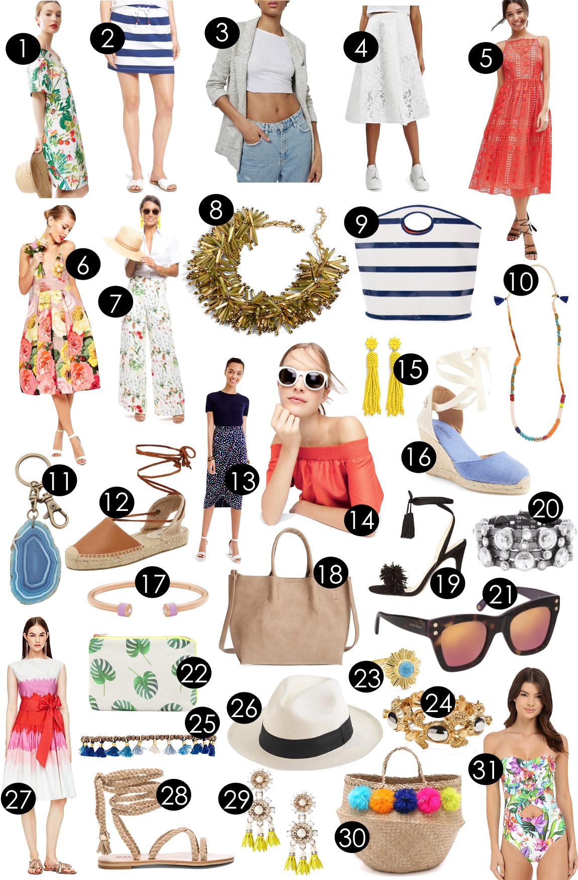 Summer Faves | Kiki's List