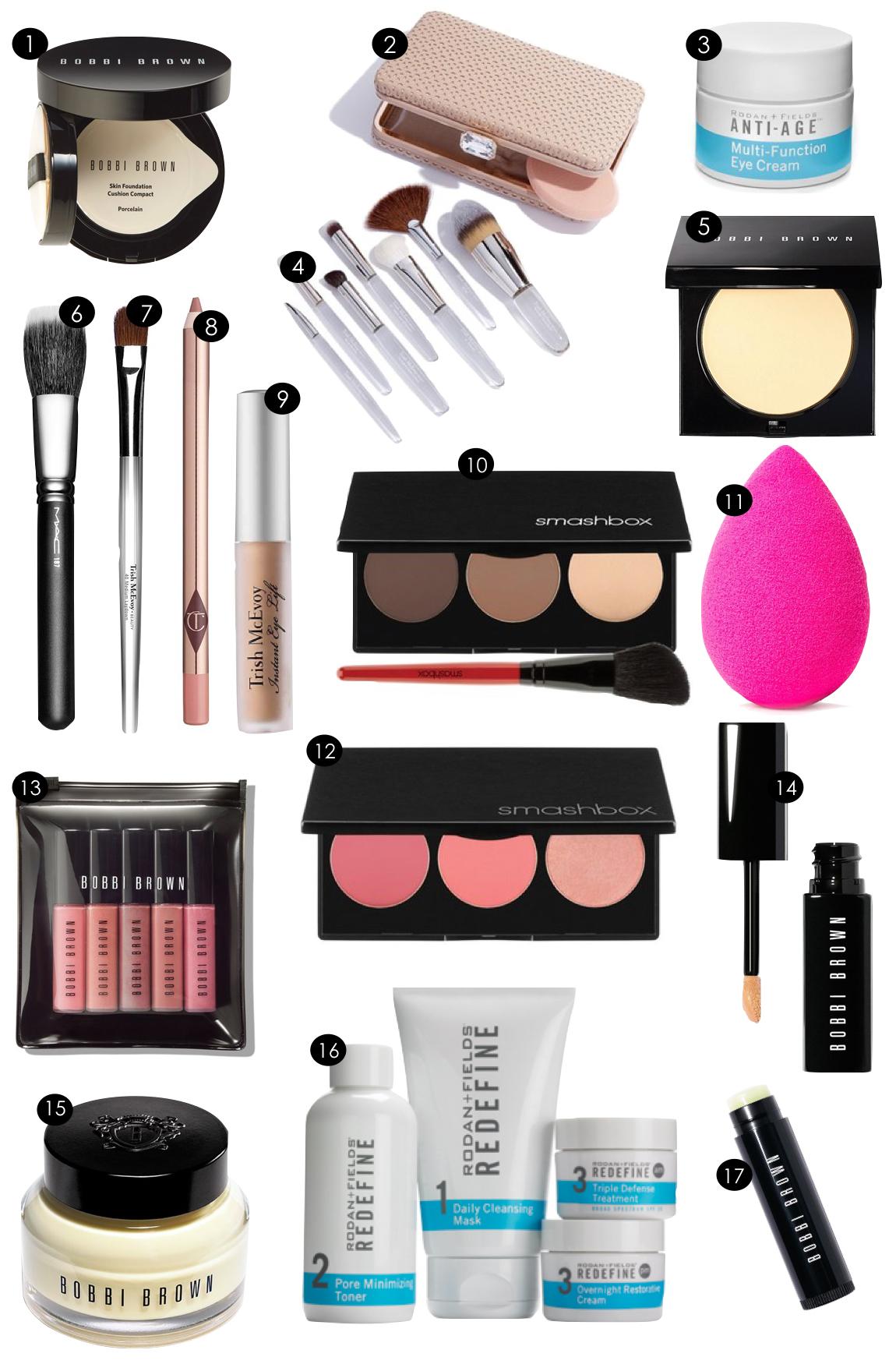Middle-Aged Make-Up | Kiki's List