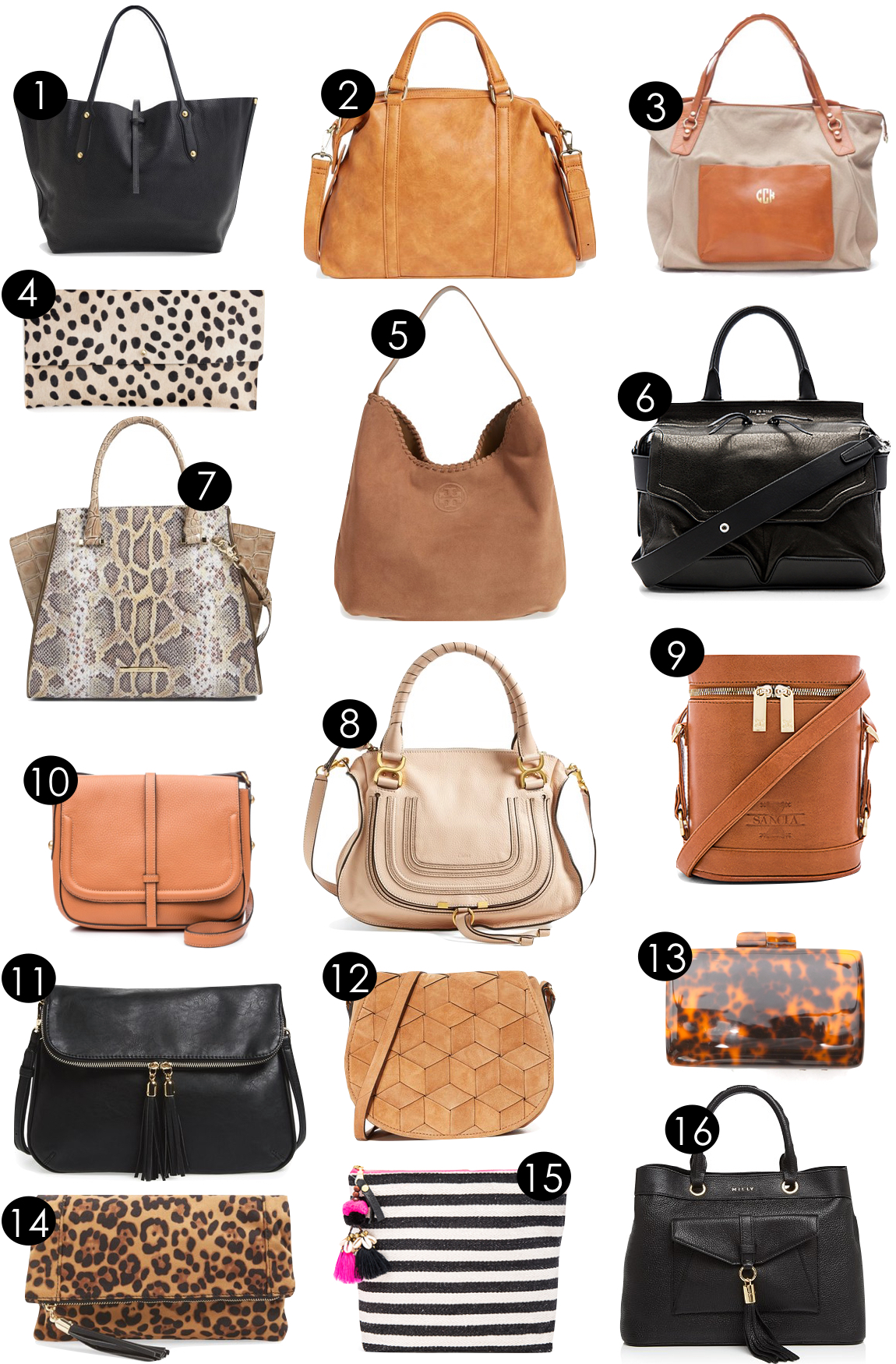 Favorite Fall Bags  |  Kiki's List