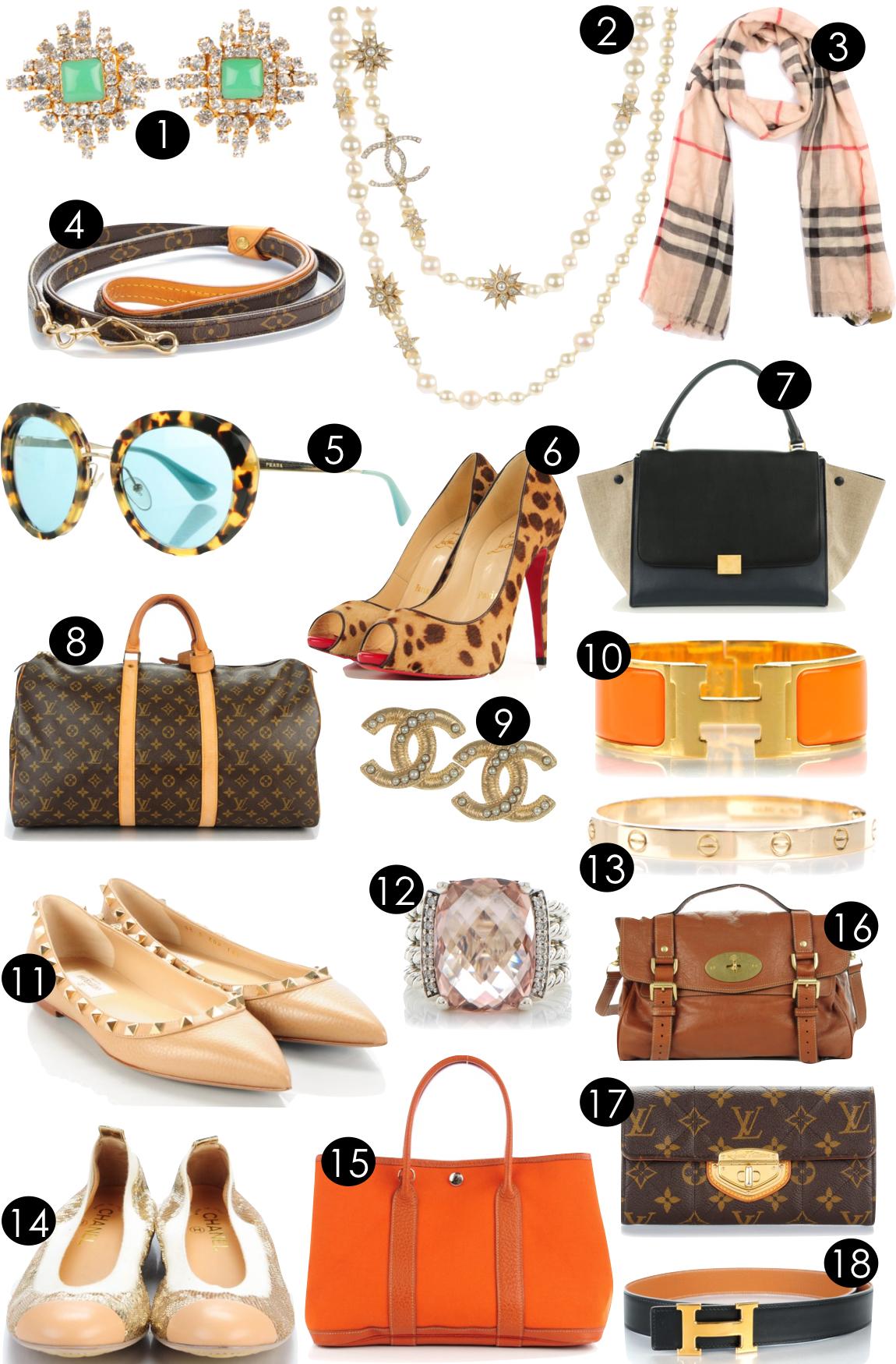 Fashionphile | Kiki's List