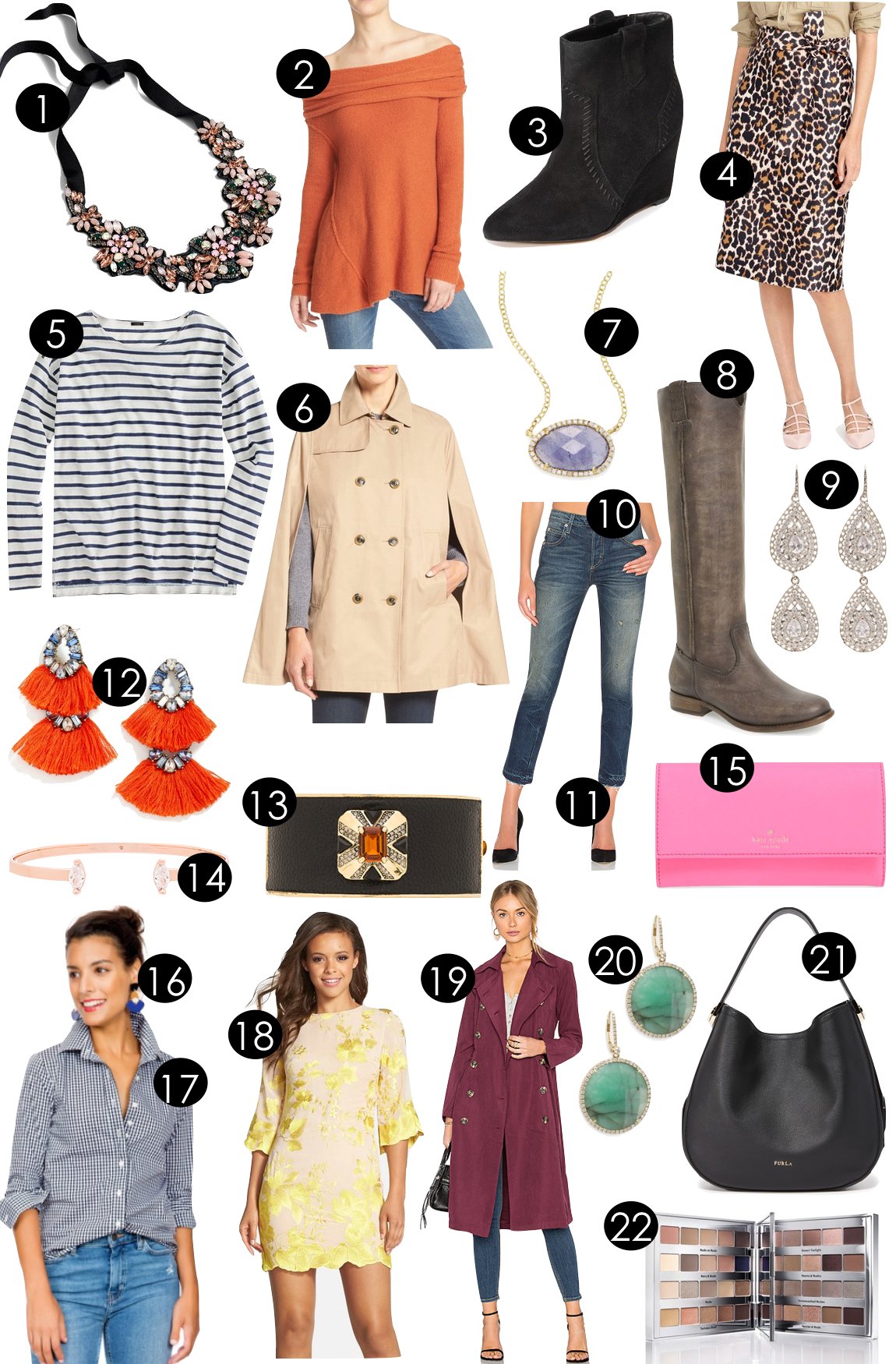 New + Noteworthy  |  Kiki's List