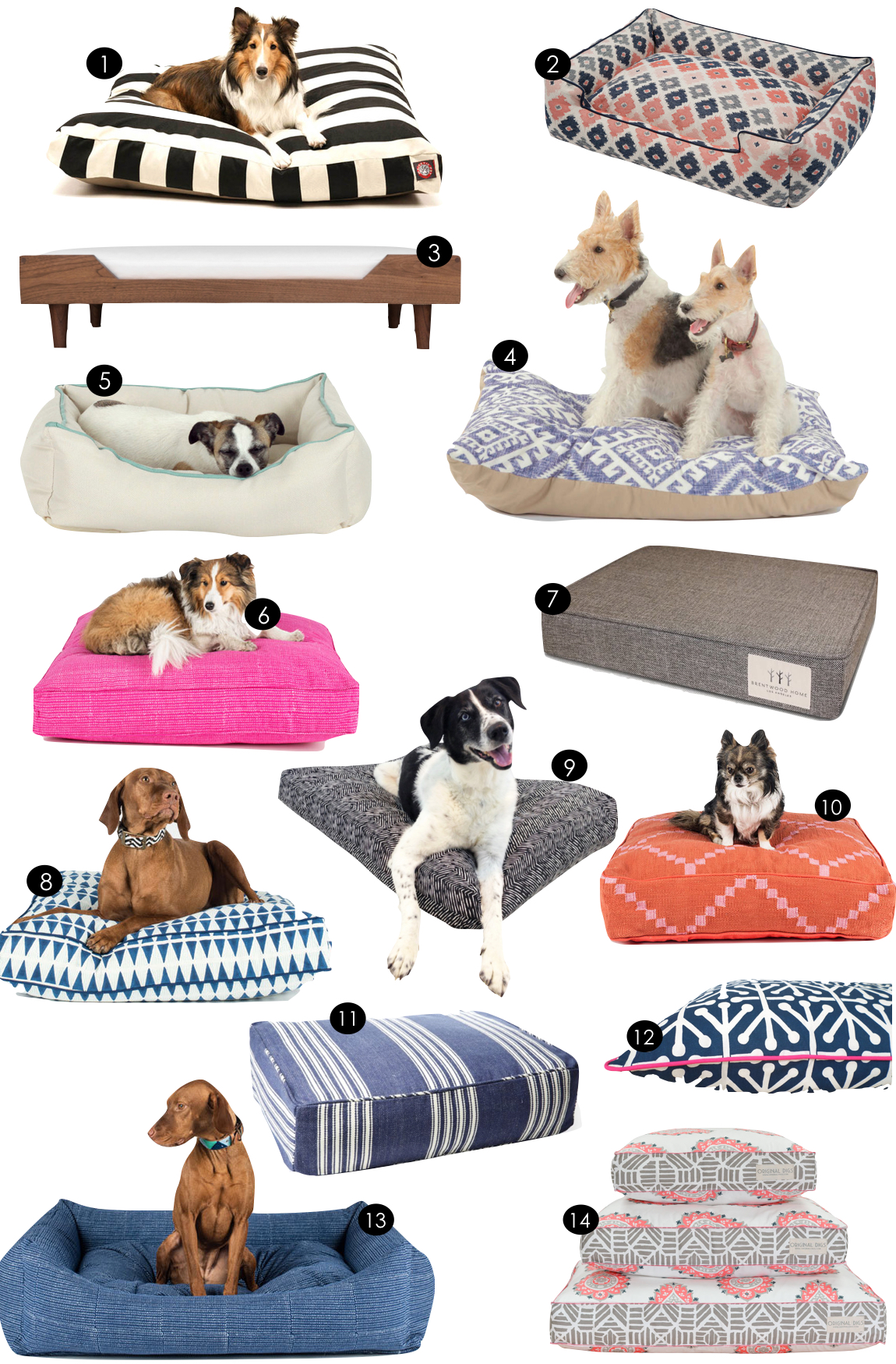 Dog Beds  |  Kiki's List