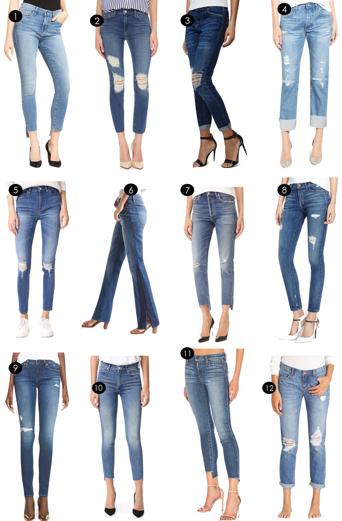 Blue Jean Baby  |  Kiki's List
