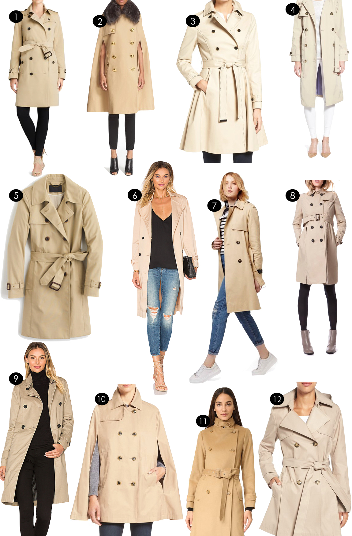 The Fall Trench  |  Kiki's List